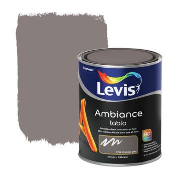 Peinture Ambiance Tablo Levis mat pinstripe grey 1 L