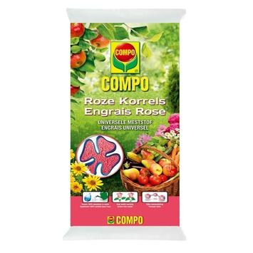 Compo roze korrels 1 kg