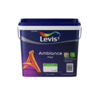 Levis Ambiance muurverf extra mat wit 5L