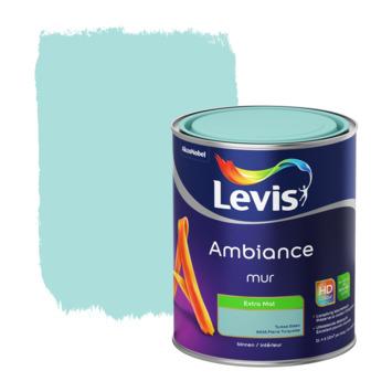 Levis Ambiance muurverf extra mat turkse steen 1L