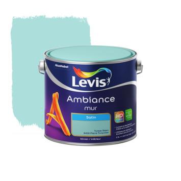 Levis Ambiance muurverf zijdeglans turkse steen 2,5L