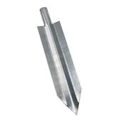 Betafence grondanker voor paal Ancrofix 38 mm
