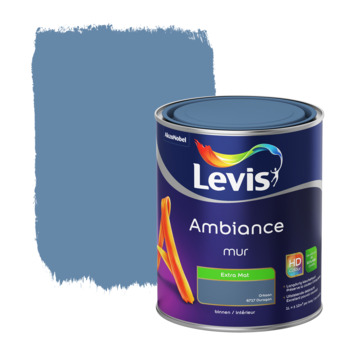 Levis Ambiance muurverf extra mat orkaan 1 L