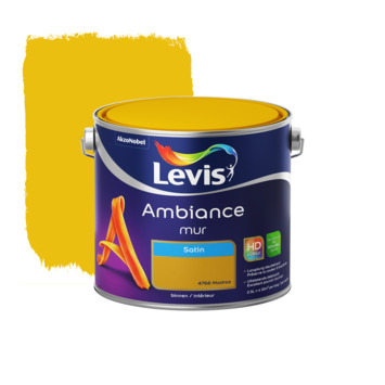 Levis Ambiance muurverf zijdeglans madras 2,5 L