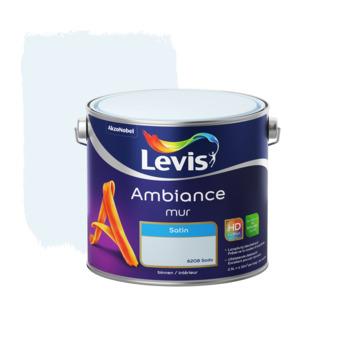 Peinture Ambiance Mur Levis satin soda 2,5 L