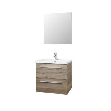 Meuble de salle de bains Sienna Atlantic bois 60 cm