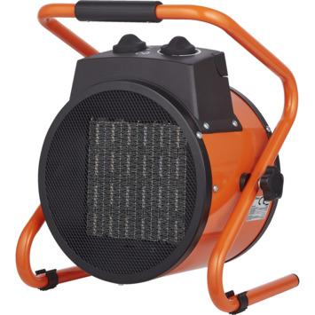 Qlima ventilatorkachel EFH 6020 1000/2000 W