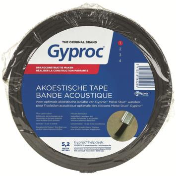 Gyproc akoestische afdichtingsband 5,2 m