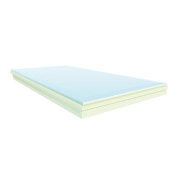 Panneau PIR + plaque de plâtre Utherm4U, épaisseur 92,5 mm (800+12,5 mm), dim. 120x60cm (0,72 m²), R=3,6 2 pièces