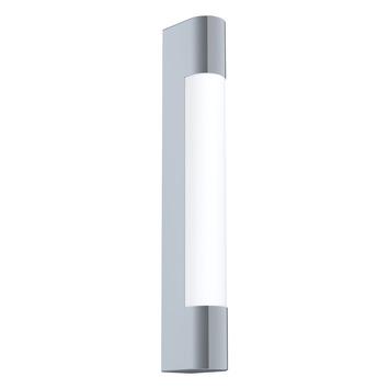 Applique LED Eglo Tragacete pour miroir de salle de bains inox chromé