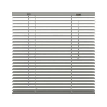 Store vénitien GAMMA 202 aluminium 25 mm gris foncé 220x180 cm