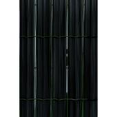 Lamel Louisiana zwart 102x200 cm