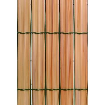 Lamelles Louisiana 122x200 cm bois clair
