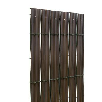 Lamel Louisiana donker hout 102x200 cm