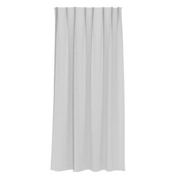 GAMMA kant en klaar gordijn plooiband lichtdoorlatend 1164 wit 140x280 cm
