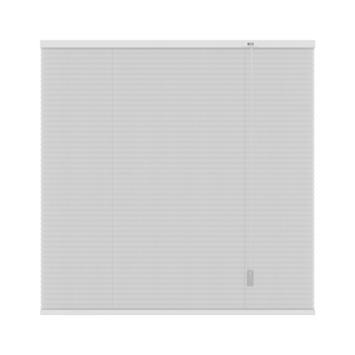 Store plissé GAMMA duo 6001 blanc 160x180 cm