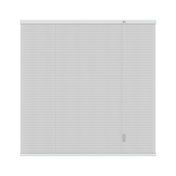 Store plissé GAMMA duo 6001 blanc 120x180 cm