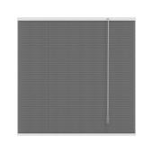 Store plissé GAMMA duo 6003 anthracite 180x180 cm