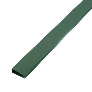 Afwerkingsprofiel groen 200 cm