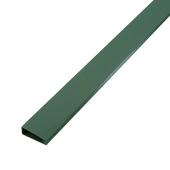 Profilé de finition 200 cm vert