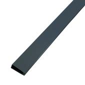 Profilé de finition 200 cm anthracite