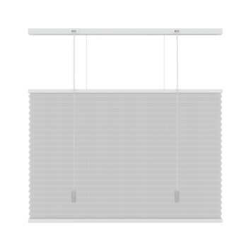 Store plissé top down bottom up GAMMA 6010 blanc 200x220 cm
