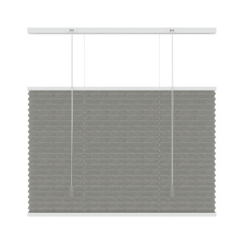 Store plissé top down bottom up GAMMA 6012 gris 200x180 cm