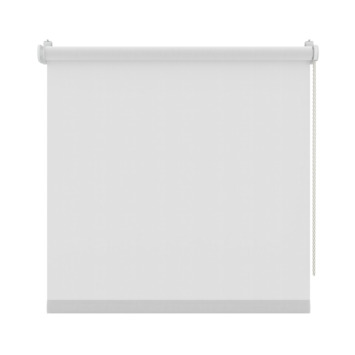 GAMMA rolgordijn draai/kiepraam uni lichtdoorlatend wit 5700 110x160 cm