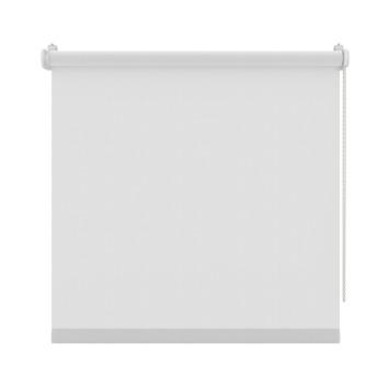 GAMMA rolgordijn draai/kiepraam uni lichtdoorlatend wit 5700 45x160 cm