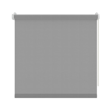 GAMMA rolgordijn draai/kiepraam uni lichtdoorlatend licht grijs 5731 45x160 cm