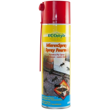 Anti-fourmis Ecostyle aérosol 400 ml