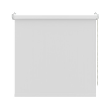 Store enrouleur occultant GAMMA fenêtre oscillo-battante blanc neige 5715 90x160 cm