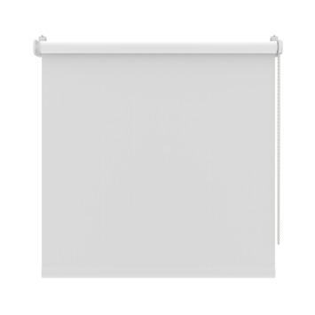 GAMMA rolgordijn draai/kiepraam uni verduisterend sneeuwwit 5715 130x160 cm
