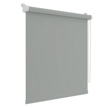 Store enrouleur occultant GAMMA fenêtre oscillo-battante gris souris 5749 45x160 cm