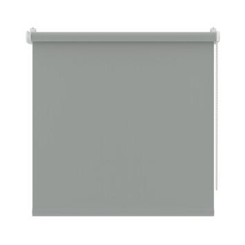 GAMMA rolgordijn draai/kiepraam uni verduisterend muisgrijs 5749 90x160 cm