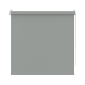 GAMMA rolgordijn draai/kiepraam uni verduisterend muisgrijs 5749 110x160 cm
