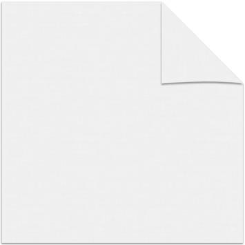 GAMMA rolgordijn koordloos lichtdoorlatend wit (833) 60 x 190 cm
