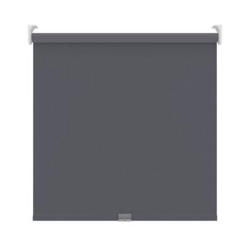 GAMMA rolgordijn koordloos verduisterend antraciet (5756) 120 x 190 cm