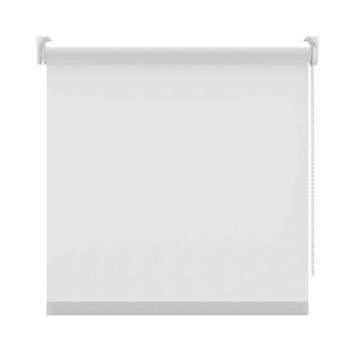 GAMMA rolgordijn lichtdoorlatend uni 833 wit 90x250 cm