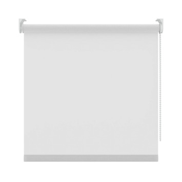 GAMMA rolgordijn lichtdoorlatend uni 833 wit 180x250 cm
