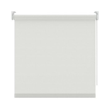 Store enrouleur tamisant GAMMA motif 1224 blanc côtelé 150x190 cm