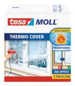 Tesa Moll thermo cover 2,55m² transparant 1 stuk