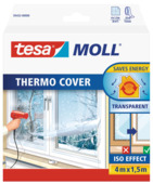 Tesa Moll thermo cover 6m² transparant