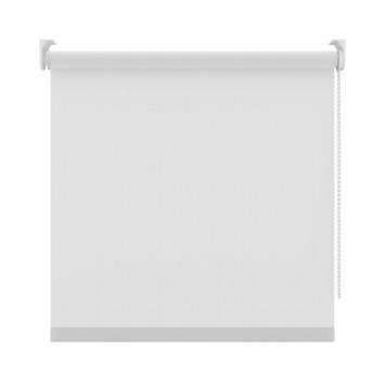 GAMMA rolgordijn effen lichtdoorlatend 5700 wit 150x250 cm