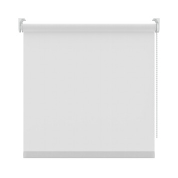 GAMMA rolgordijn lichtdoorlatend 5700 wit 210x190 cm