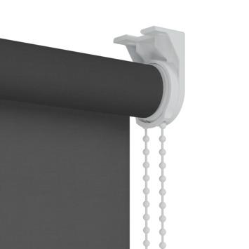 Store enrouleur tamisant GAMMA uni 1305 noir 60x190 cm