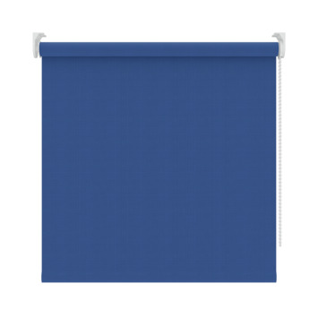 Store enrouleur occultant uni GAMMA 1071 bleu 120x190 cm