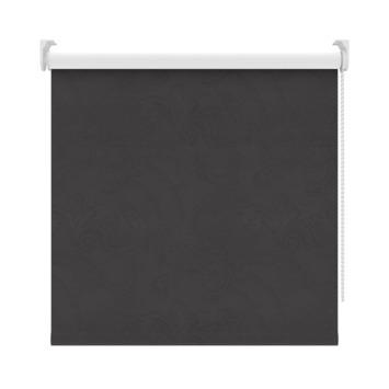 GAMMA rolgordijn verduisterend 3565 zwart 90x190 cm