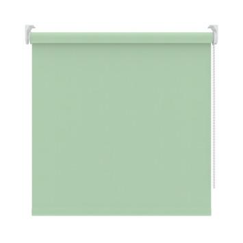 GAMMA rolgordijn effen verduisterend 3639 groen 90x250 cm