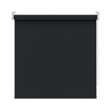GAMMA rolgordijn effen verduisterend 5710 zwart 120x250 cm